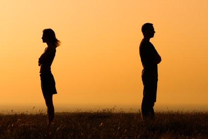 Spannungen in einer Beziehung - haben oft feinstoffliche Ursachen